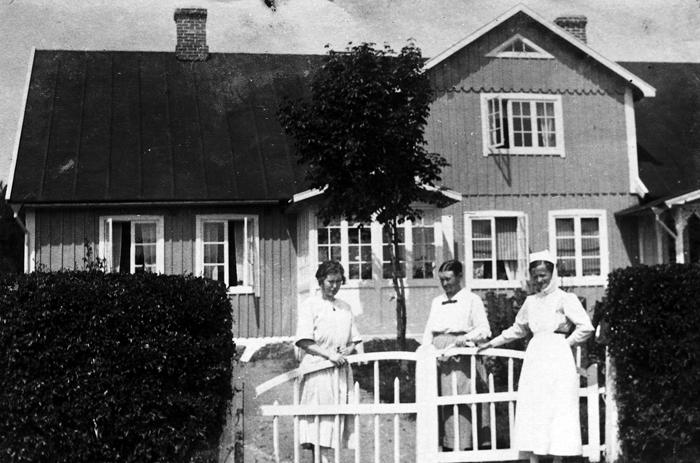 Pensionat Björkhaga på Vanåsvägen