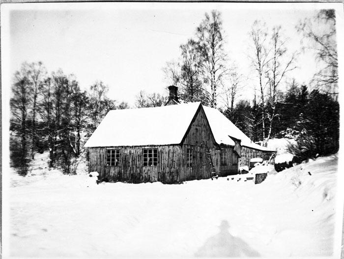 Einar Eliassons Snickerifabrik i Knettersholm