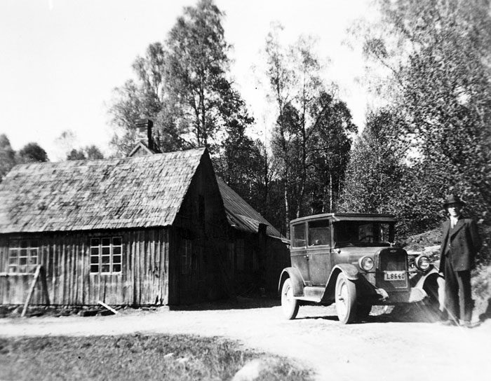 Arvid Ljunggren Knettersholm 1878-1957