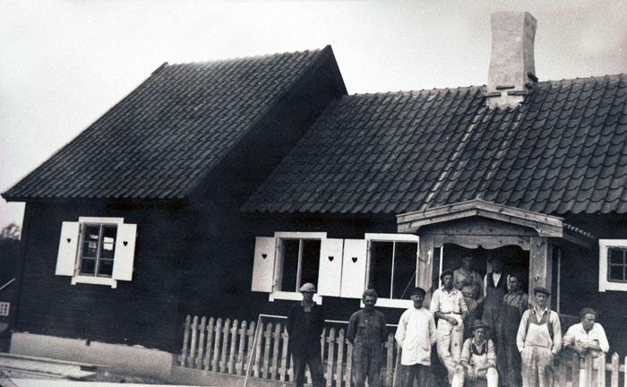 Husbygge 1934