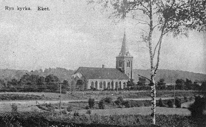 Rya kyrka i Eket