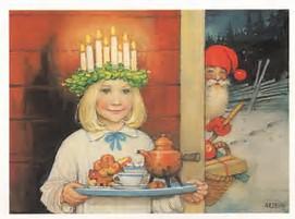 Julbord på EFS-gården @ EFS-gården Åsljunga
